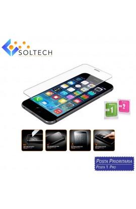 PELLICOLA IN VETRO TEMPERATO PER IPHONE 6 6S PROTEGGI DISPLAY SCHERMO LCD 0,3 MM
