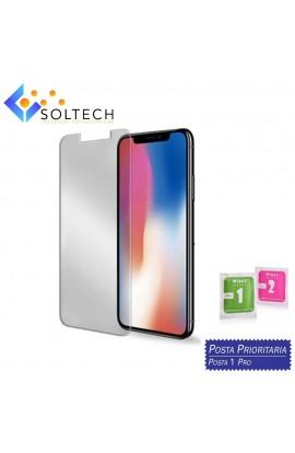 PELLICOLA IN VETRO TEMPERATO IPHONE X PROTEGGI DISPLAY SCHERMO LCD 0,3 MM