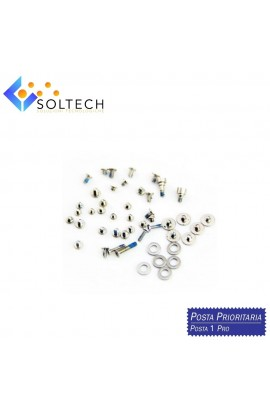 SET KIT COMPLETO DI VITI SCREW PER IPHONE 4S